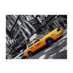 Puzzle  Clementoni-39274 New York Taxi