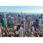Puzzle  Clementoni-39401 Virtual Reality - New York