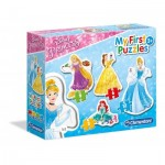 4 Puzzles - My first Puzzles - Disney Princess