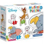 4 Puzzles - My First Puzzles - Disney