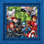 Puzzle   Frame Me Up - Marvel Avengers