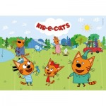 Puzzle   Kids and Cats