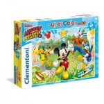 Puzzle   XXL Teile - Mickey and the Roaster Racers