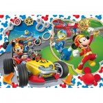Puzzle   XXL Teile - Mickey Mouse