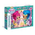 Puzzle   XXL Teile - Shimmer & Shine