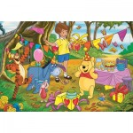 Puzzle   XXL Teile - Winnie The Pooh