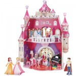 3D Puzzle - Princess Birthday Party