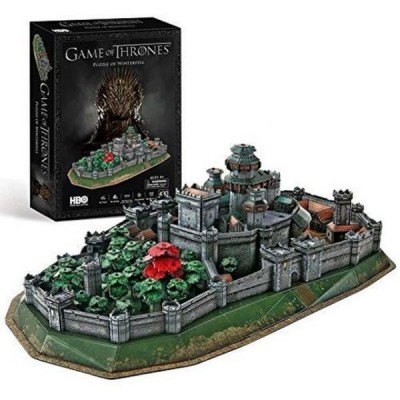 Cubic-Fun-DS0988 3D Puzzle - Game of Thrones - Winterfell