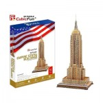 Cubic-Fun-MC048H-2 Puzzle 3D - Empire State Building, New York, USA