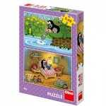 2 Puzzles - The little Mole