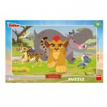 Dino-301276 Rahmenpuzzle - Lion Guard