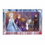 Dino-30132 Frame Puzzle - Frozen 2