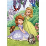 Puzzle  Dino-351554 Sofia the First