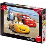 Puzzle  Dino-351585 Cars 3