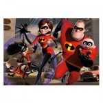 Puzzle   XXL Teile - The Incredibles 2