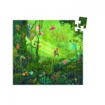 Puzzle  Djeco-07244 Jungle