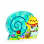 Puzzle   Snail goes plant picking