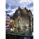 Puzzle  Dtoys-50328-AB33-(69320) Frankreich - Annecy