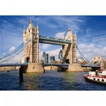 Puzzle  DToys-64288-FP08-(70609) England - London: Tower Bridge
