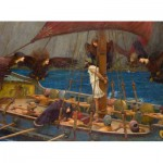 Puzzle  Dtoys-72917-WA01-(72917) Waterhouse John William: Ulysses and the Sirens, 1891