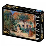 Puzzle  Dtoys-77691 Renoir Auguste - In Brittany