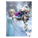 Puzzle  Educa-16267 Frozen