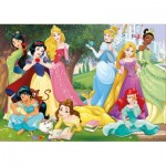 Puzzle  Educa-17723 Disney Princess