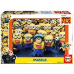 Holzpuzzle - Minions