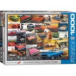 Puzzle  Eurographics-6000-0760 Dodge Advertising Collection