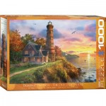 Puzzle  Eurographics-6000-0965 Dominic Davison - The Old Lighthouse