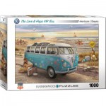 Puzzle  Eurographics-6000-5310 The Love & Hope VW Bus