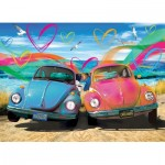 Puzzle  Eurographics-6000-5525 Beetle Love