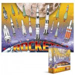 Puzzle  Eurographics-6001-1015 Internationale Raketen