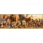 Puzzle  Eurographics-6005-4650 Takino: Die Dinosaurier