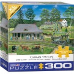 Puzzle  Eurographics-8300-5388 XXL Teile - Canaan Station