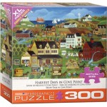 Puzzle  Eurographics-8300-5389 XXL Teile - Harvest Days