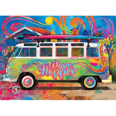 Puzzle Eurographics-8551-5561 VW Wave Hopper