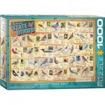 Puzzle   American State Birds