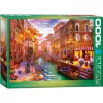 Puzzle   Dominic Davison - Sunset over Venice