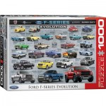 Puzzle   Ford F-Series Evolution