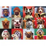 Puzzle   Funny Dogs