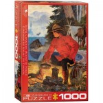 Puzzle   Morning Campfire