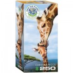 Puzzle   Save the Planet - Giraffe