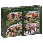 4 Puzzles - Kevin Walsh - The Village Green