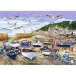 Puzzle   Cornwall - Mousehole