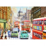 Puzzle   Kevin Walsh - Snow in London City