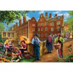 Puzzle   Mat Edwards - An Afternoon in Cambridge