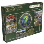 Jumbo-11053 1 Puzzle - Best Kept Secrets 4 : British Treasures