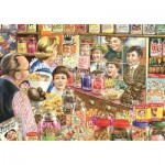 Puzzle  Jumbo-11079 Jim Mitchell: The Little Sweet Shop