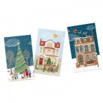 12 Puzzles - Christmas Street
